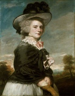 Miss Elizabeth Keppel | Sir Joshua Reynolds | Oil Painting