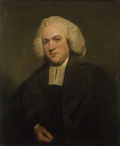 Dr Joseph Warton | Sir Joshua Reynolds | Oil Painting