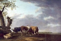 Cattle | Paulus Potter | Oil Painting