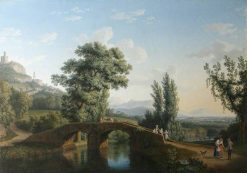 Landscape with a Bridge