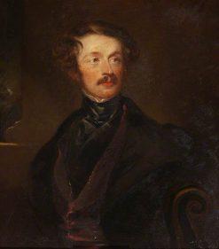 George William Frederick Brudenell-Bruce   John Hayter   Oil Painting