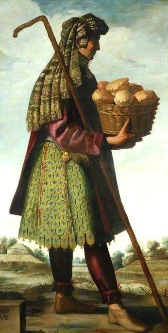 Asher VIIII | Francisco de Zurbaran | Oil Painting