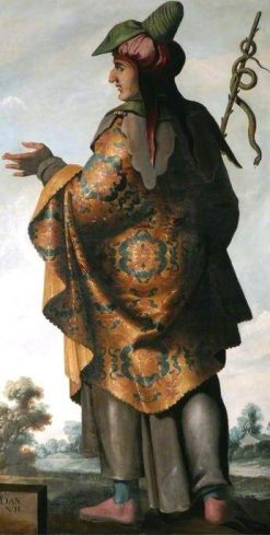Dan VII | Francisco de Zurbaran | Oil Painting