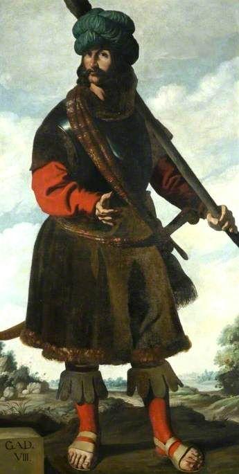 Gad VIII   Francisco de Zurbaran   Oil Painting