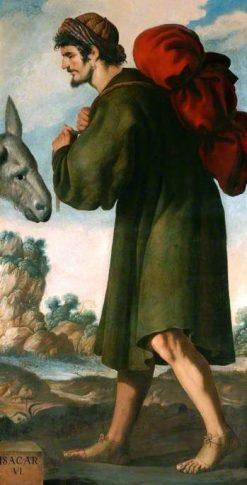 Issachar VII | Francisco de Zurbaran | Oil Painting