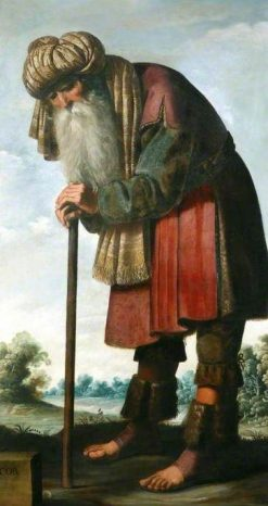 Jacob | Francisco de Zurbaran | Oil Painting