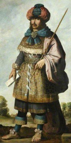 Joseph XI | Francisco de Zurbaran | Oil Painting