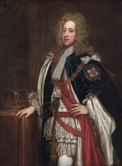 George II (1683-1760) | George Knapton | Oil Painting