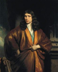 Thomas Sandys   Nicolaes Maes   Oil Painting