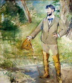Carolus-Duran | Edouard Manet | Oil Painting