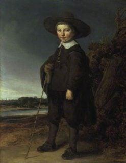 Portrait of a Boy | Govaert Flinck | Oil Painting