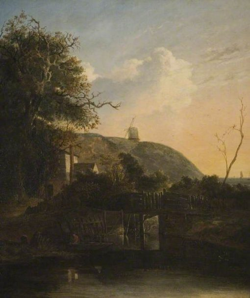A View near Harwich | John Crome | Oil Painting