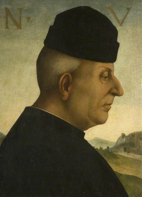 Niccolo Vitelli | Luca Signorelli | Oil Painting