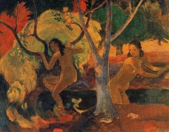 Bathers in Tahiti | Paul Gauguin | Oil Painting