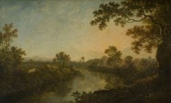 The River Dee near Eaton Hall | Richard Wilson