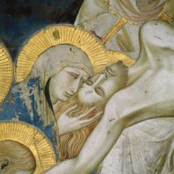 Lamentation of Christ (detail) | Pietro Lorenzetti | Oil Painting