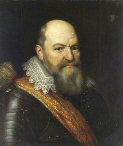Justinus van Nassau (1559-1631) | Jan van Ravesteyn | Oil Painting