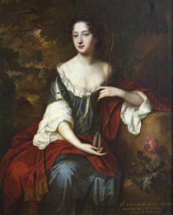 Mary Sherard (d.1663)