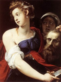 Judith with the Head of Holofernes | Giuseppe Cesari | Oil Painting