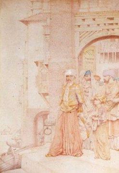 Fantasie Egyptienne   Richard Dadd   Oil Painting