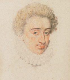 Henri de Navarre | Daniel Dumonstier | Oil Painting