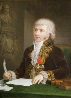 Comte Nicholas Frochot (1761-1828) | Andrea Appiani | Oil Painting