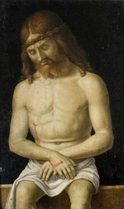 The Dead Christ | Cima da Conegliano | Oil Painting