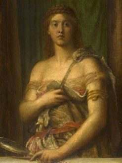 A Roman Lady | George Frederic Watts | Oil Painting