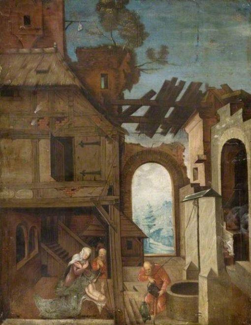 Nativity | Herri met de Bles | Oil Painting
