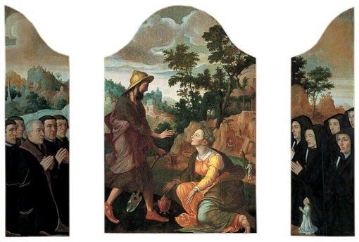 Noli me Tangere | Jan van Scorel | Oil Painting