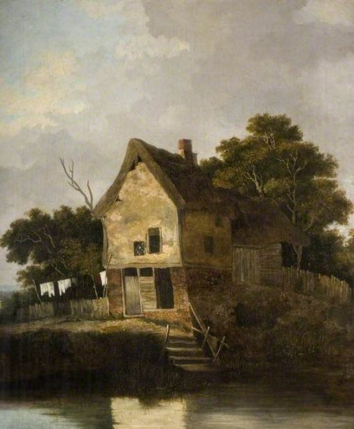 View at Blofield near Norwich | John Crome | Oil Painting