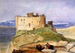 Harlech Castle | John Sell Cotman | Oil Painting