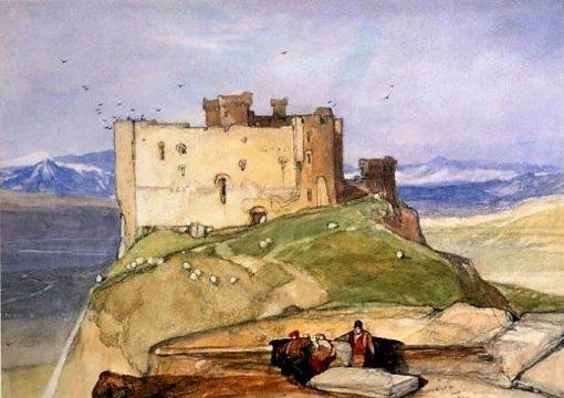 Harlech Castle | John Sell Cotman | Oil Painting