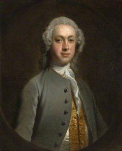 Portrait of a Man | Joseph Highmore | Oil Painting