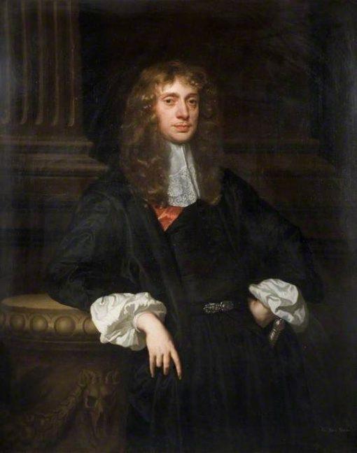 Sir John Nicholas   Peter Lely   Oil Painting