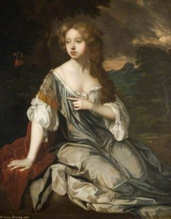 The Honourable Mrs Lucy Loftus | Peter Lely | Oil Painting