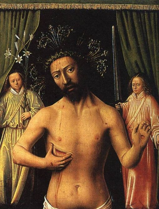 Christ as the Man of Sorrows | Petrus Christus | Oil Painting
