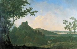 Okehampton Castle | Richard Wilson