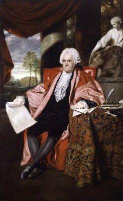 Dr John Ash (1723-1798) | Sir Joshua Reynolds | Oil Painting