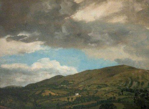 Pencerrig   Thomas Jones   Oil Painting