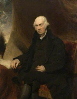 James Watt (1736-1819) | Thomas Lawrence | Oil Painting