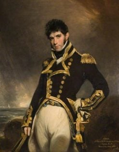 Captain Gilbert Heathcote (1779-1831)
