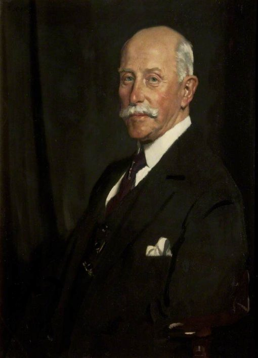Sir John Rutherford | Sir William Orpen | Oil Painting