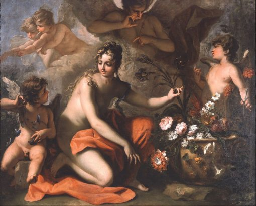 Flora | Sebastiano Ricci | Oil Painting