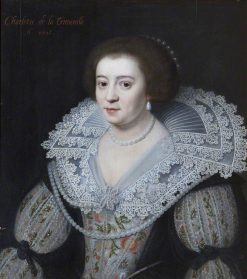Charlotte de la Trémoïlle (1599-1664)