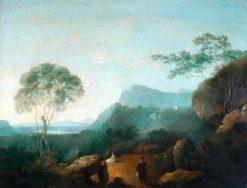 Landscape with Figures | Richard Wilson