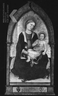 Madonna of Humility | Mariotto di Nardo | Oil Painting