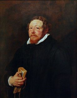 Portrait of Father Jan Neyen | Peter Paul Rubens | Oil Painting
