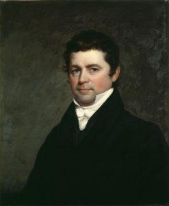 William Allen III | Rembrandt Peale | Oil Painting