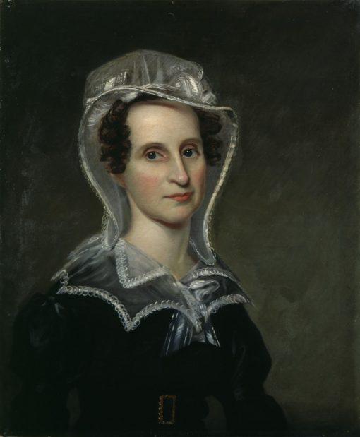 Portrait of Maria Wheelock Allen | Rembrandt Peale | Oil Painting